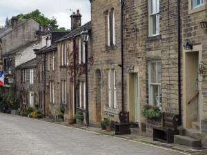 Haworth - home of the Bronte sisters - is easily reachable by car. The Bronte parsonage where the sisters grew up is open to visitors
