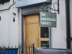 The Handmade Bakery sells amazing handmade bread and also has a cafe open Tuesday to Sunday.
